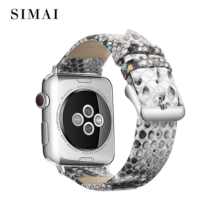 Simai watch parachute cord watch band factory for apple-1