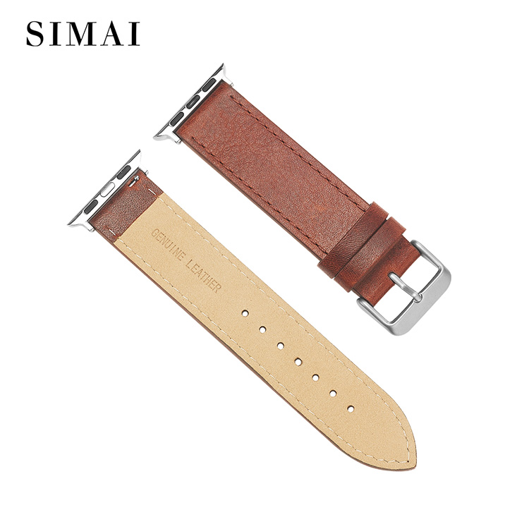 Simai Custom watch bands for apple watch 38mm company for cacio-2