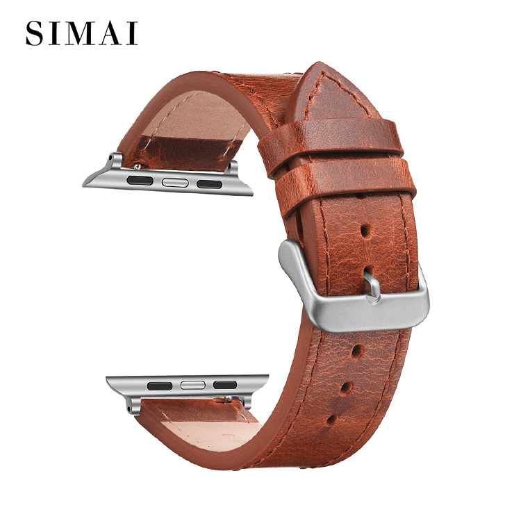 Simai Custom watch bands for apple watch 38mm company for cacio-1