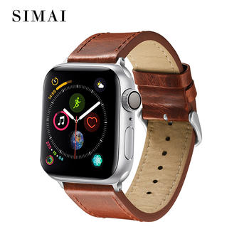 Apple Tree Paste Watch Band Leather Watch Strap Price