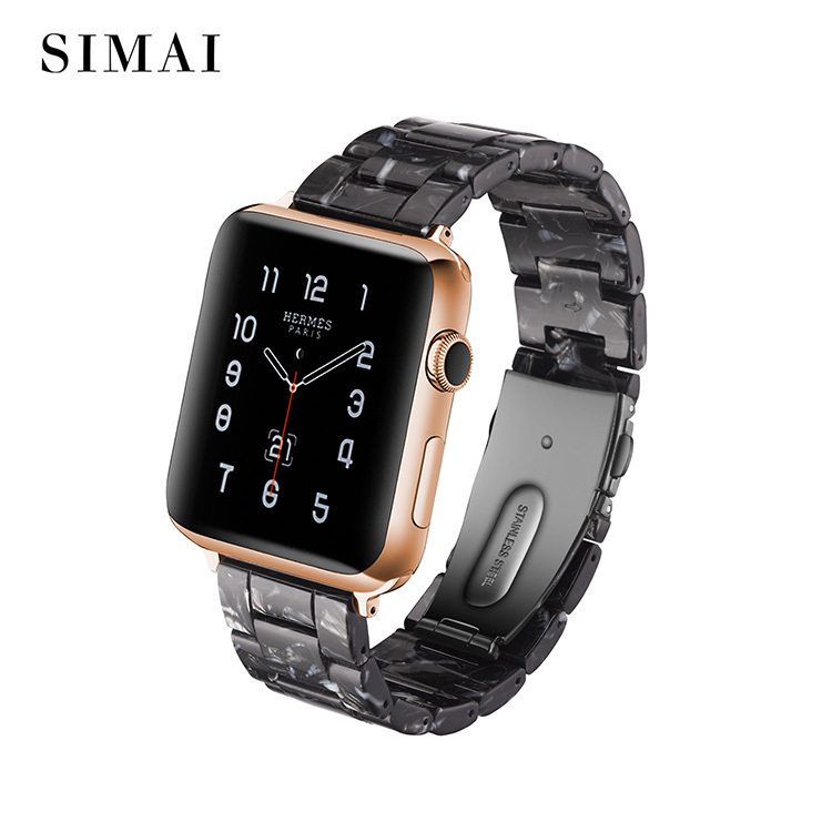 Apple Watch Resin Band Wholesale Price Manufacturer