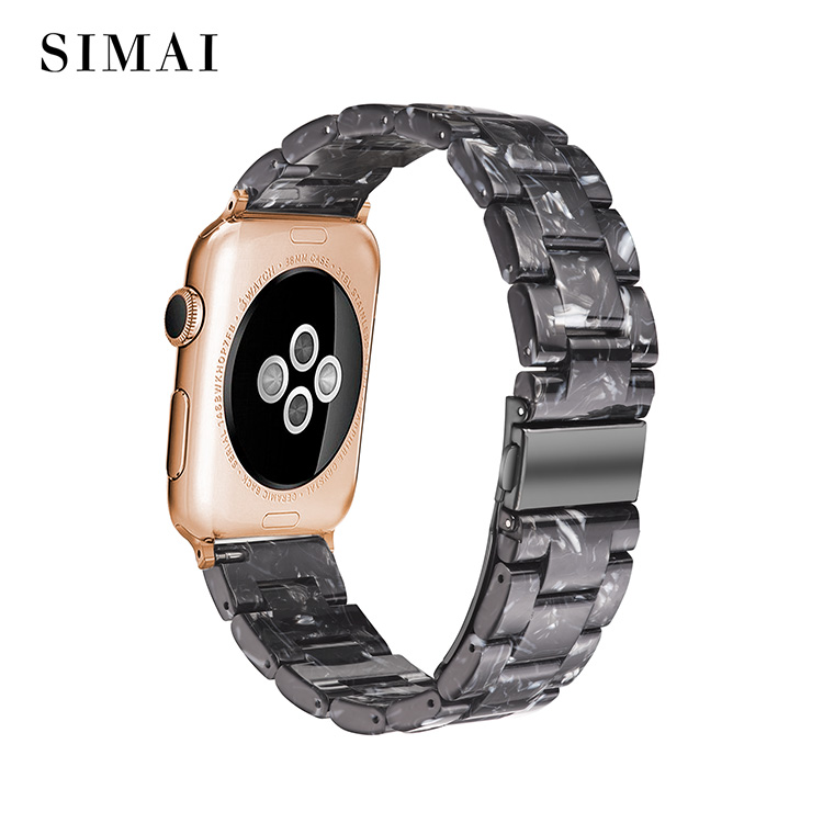 Best apple watch brown strap series manufacturers for Huawei-1
