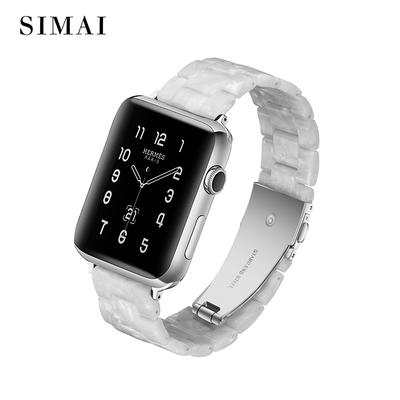 Wholesale Resin Watch Strap for Apple Watch