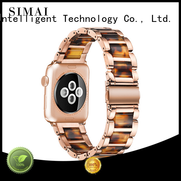 Simai Latest resin strap for casio watch for business for iwath