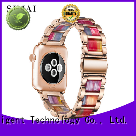 Simai Best popular apple watch bands factory for cacio