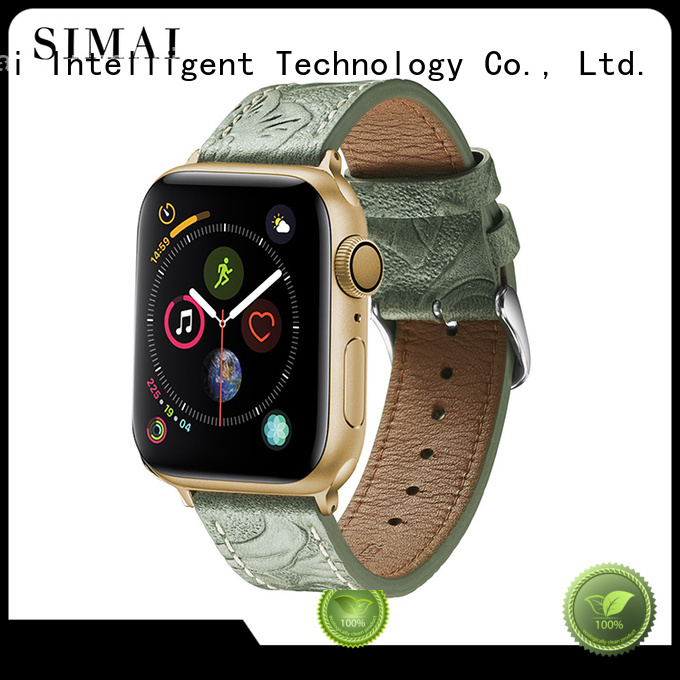 Wholesale vintage style watch bands restoring for business for apple