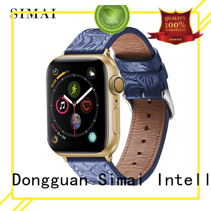 Top large leather watch straps series suppliers for Huawei