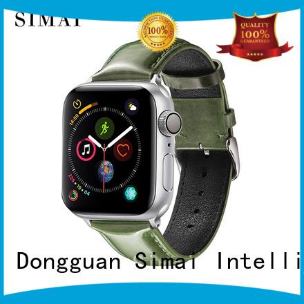 Best genuine watch straps blue manufacturers for apple