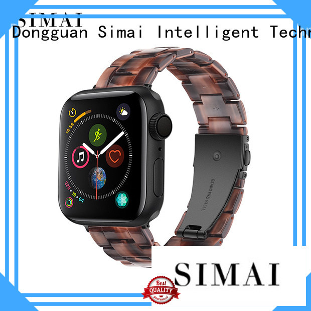 Top apple sport strap resin company for Huawei