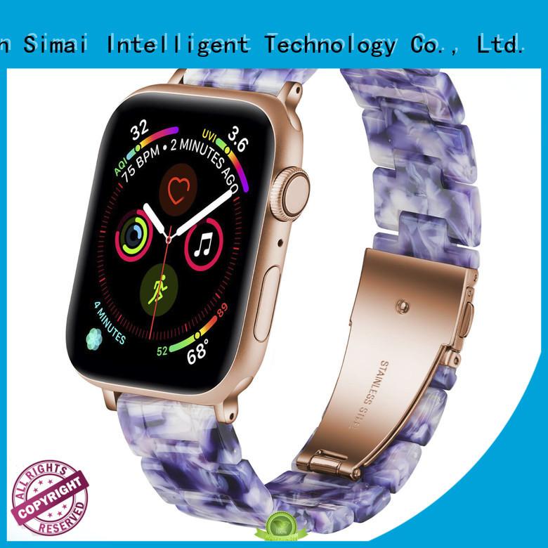 Simai Custom apple watch watchbands company for apple