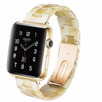 Best Quality Apple Watch Bands Resin Watch Strap