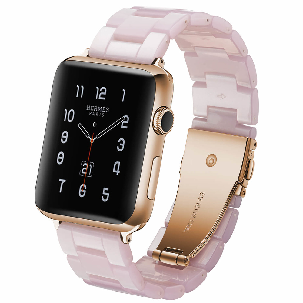 Quality Watch Bands Resin Watch Strap for Apple
