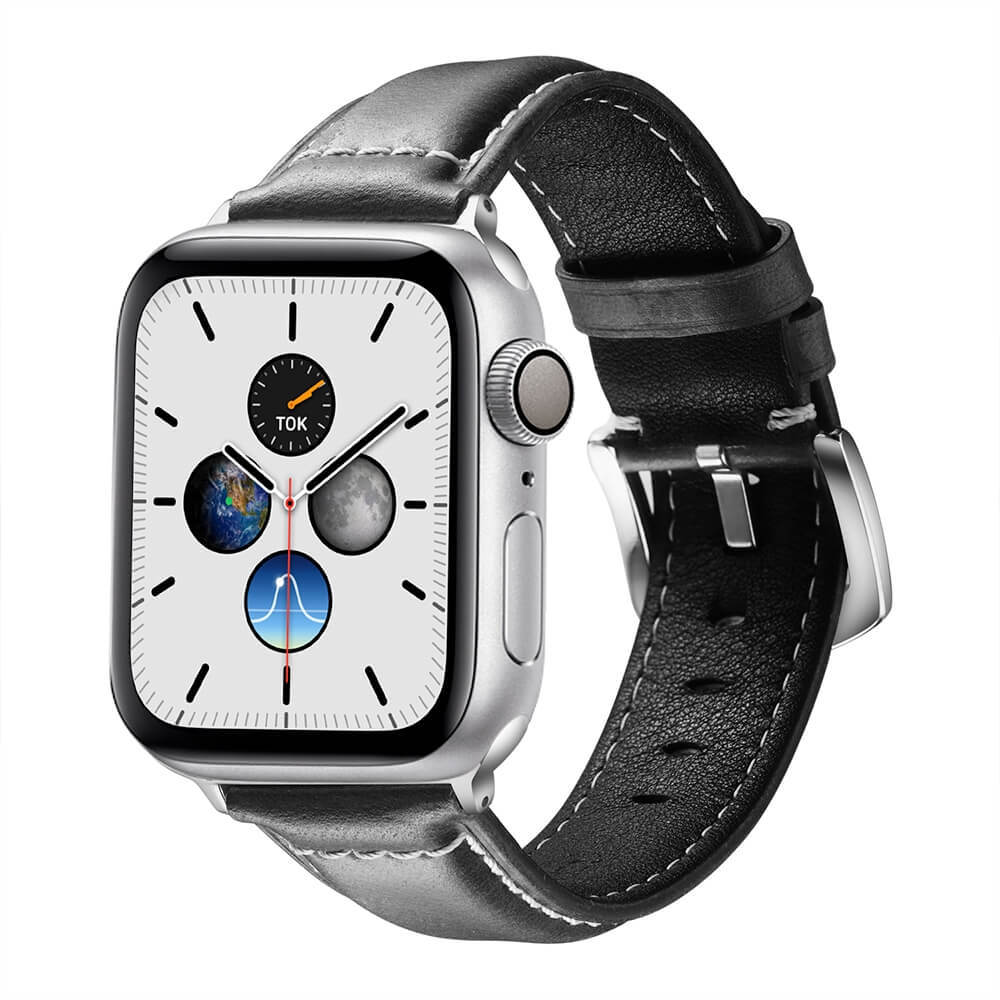 Best Leather Apple Watch Band Grind Arenaceous Watch Straps