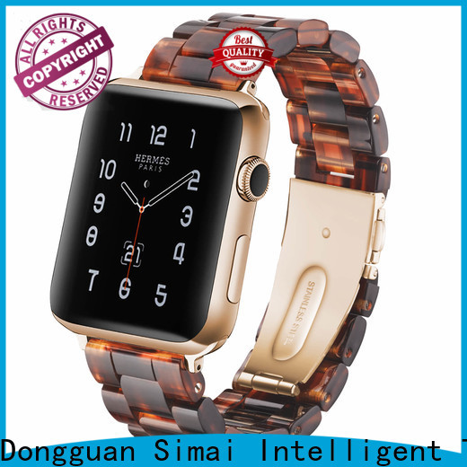 Simai High-quality metal watch strap company for cacio