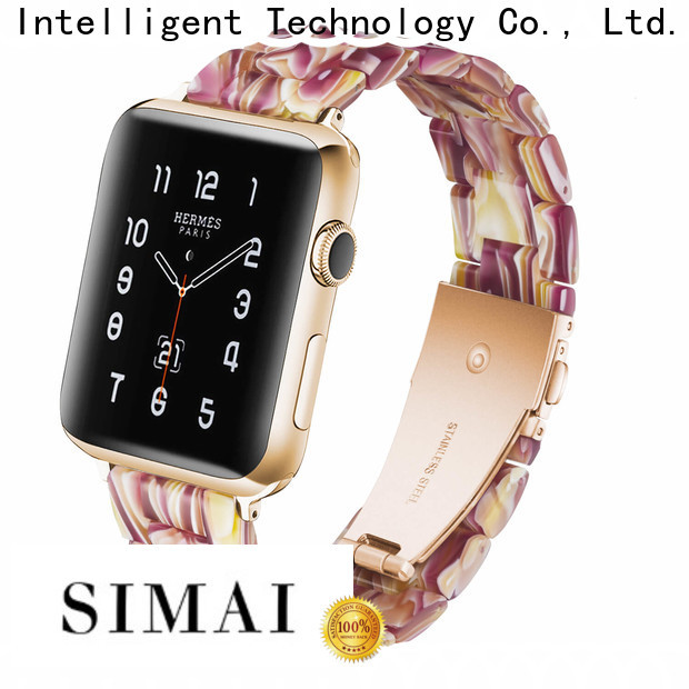 Simai quality metal strap watches for mens supply for cacio