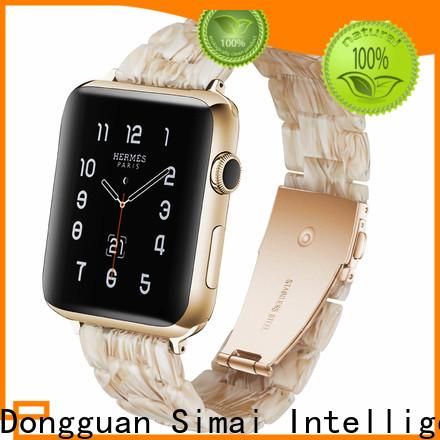 Simai dazzling wrist watch straps supply for Huawei