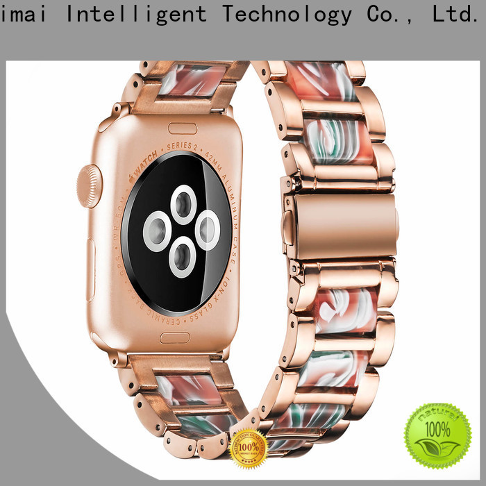 Simai High-quality waterproof watch bands suppliers for iwath