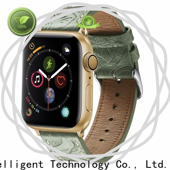Simai band women's watches leather cuff manufacturers for apple