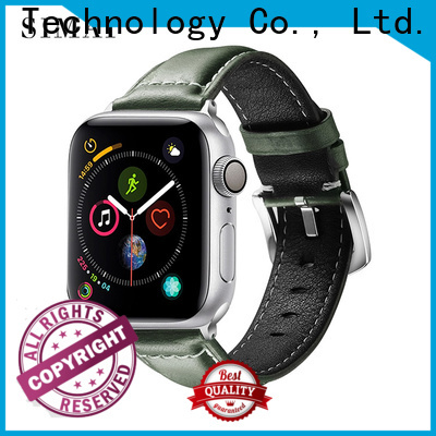 Simai Top 20mm leather manufacturers for Samsung