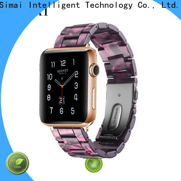 Simai New ladies apple watch band for business for Huawei