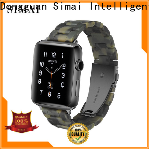Simai Top buy watch straps manufacturers for apple