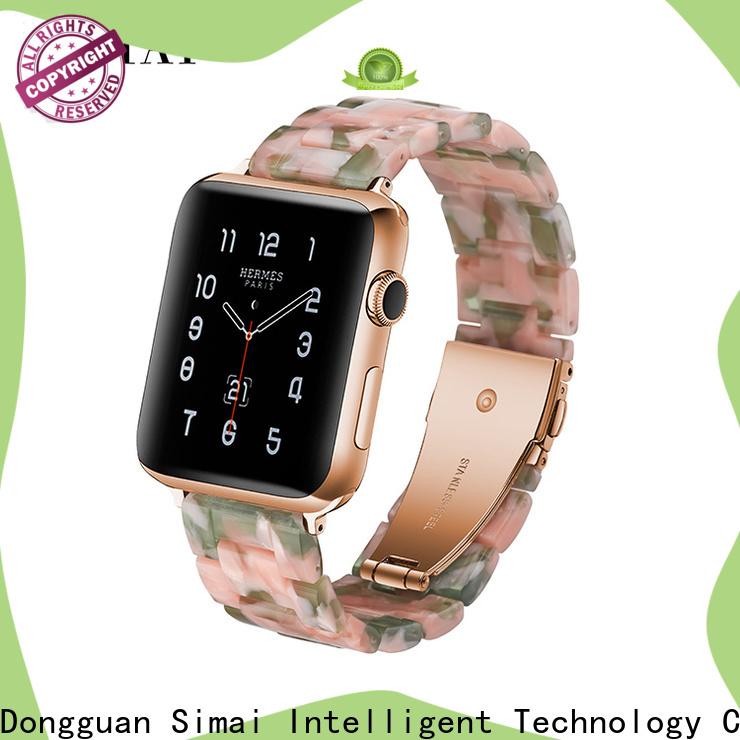 Simai Best fun apple watch bands company for Huawei