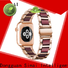 Wholesale waterproof watch bands gold suppliers for Huawei