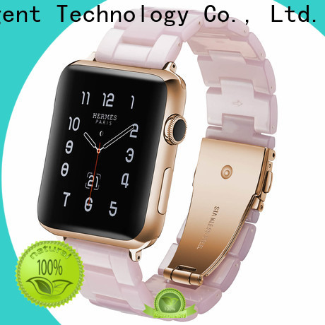 Wholesale watch straps for apple watch white company for Huawei
