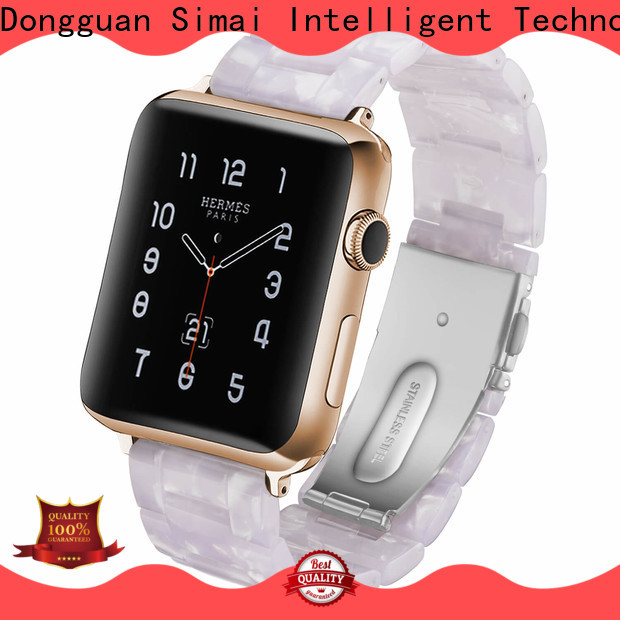 Top pink iwatch band print for business for Huawei