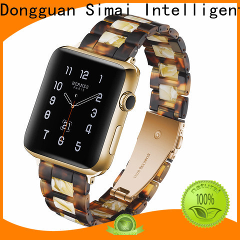 Wholesale apple watch bands for sport model nougat manufacturers for cacio