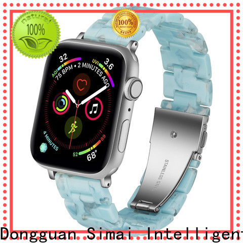 Simai Best top rated apple watch bands supply for Huawei