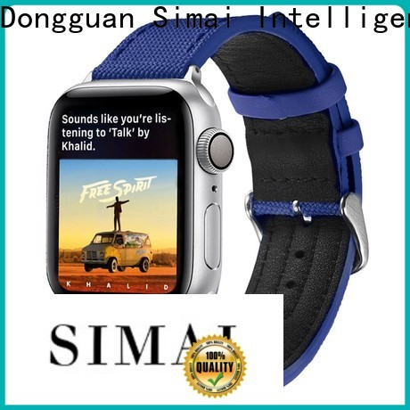 Best green canvas strap brown supply for Huawei
