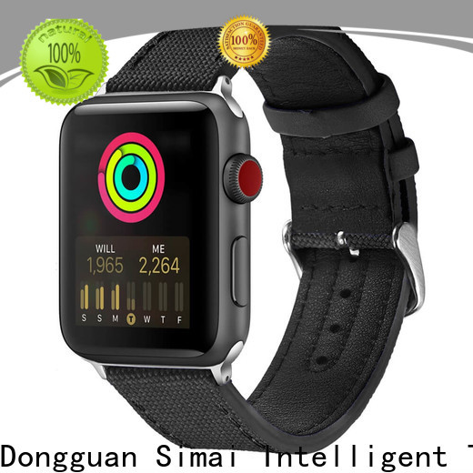Simai Best canvas straps with clips factory for Huawei