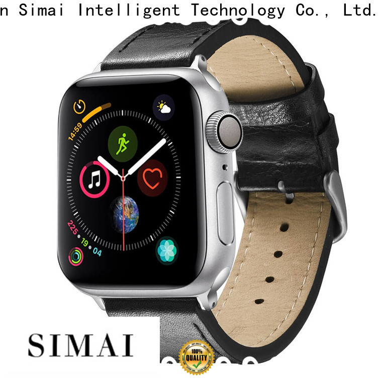 Simai apple apple brand watch bands manufacturers for Huawei