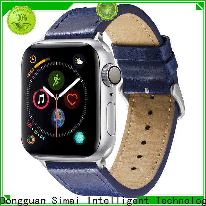 Simai beautiful best metal apple watch bands suppliers for apple