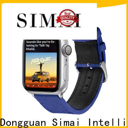 Simai Custom wholesale watch straps factory for Huawei