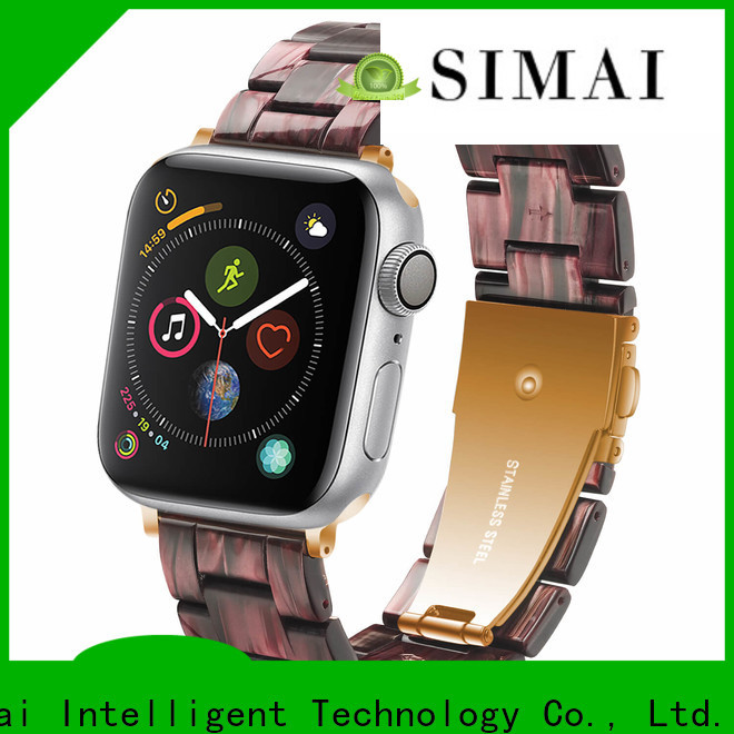 Wholesale apple watch 2 straps matte for business for cacio