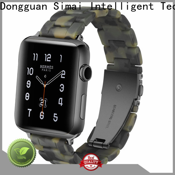 Simai Best unique iwatch bands for business for Samsung