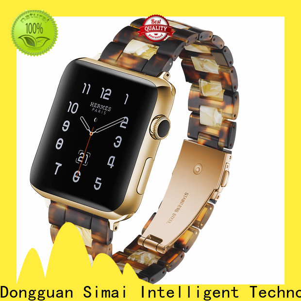 Simai matte cool watch bands company for Huawei