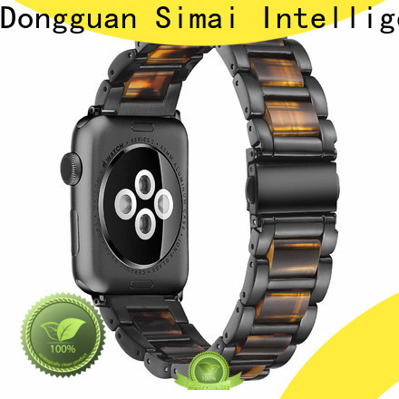 Simai resin resin steel watch band suppliers for Huawei