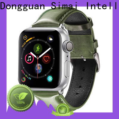 Best leather watch band manufacturer watch for business for Samsung