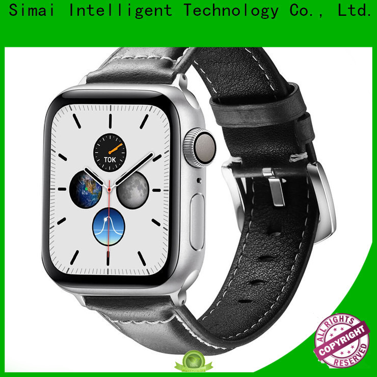 Simai apple b and r watch bands factory for apple