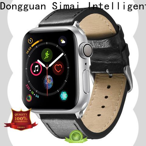 Simai beautiful apple watch strap original factory for apple