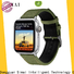 Wholesale seiko canvas watch strap watch for business for apple
