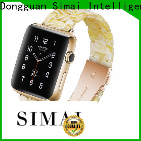 Simai Best mens resin watches factory for Samsung