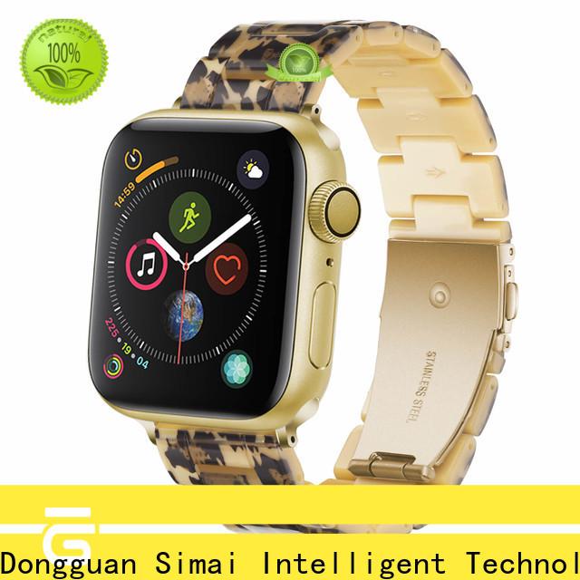 Simai Custom buy apple watch strap supply for Huawei