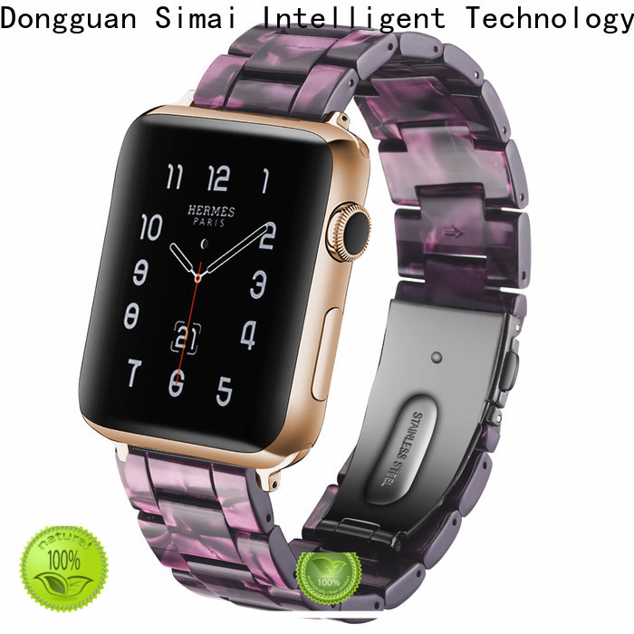 Best black metal watch band quality suppliers for Huawei