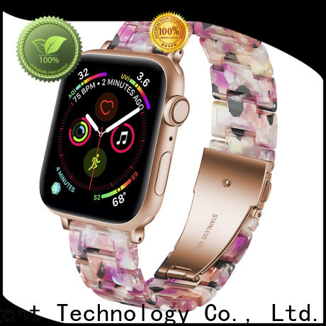 Latest rose gold metal watch band jade manufacturers for Huawei