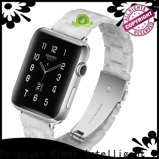 Best popular apple watch bands pearl suppliers for Huawei