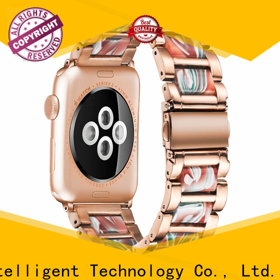 Simai steel resin steel watch band manufacturers for iwath